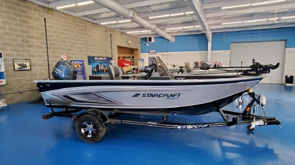 Starcraft Stealth 166 SC