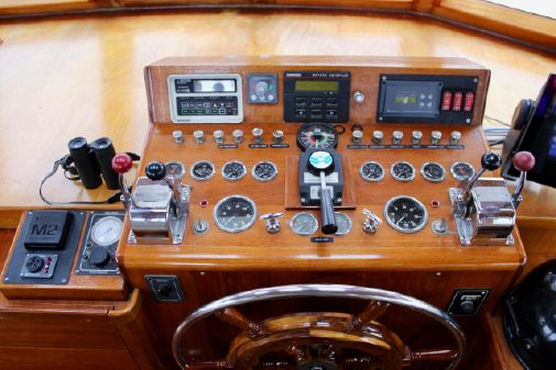 Custom Ortholan Motorsailor Ketch image