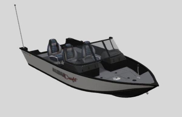 2022 Alumacraft Voyageur 175 Sport