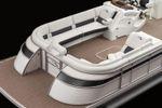 Bennington Q 30 Wide Beam Sport Arch Customimage