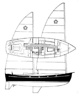 Freedom Cat Ketch image