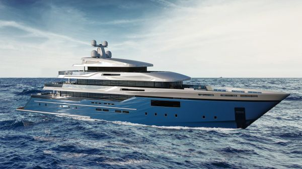 Superyacht Katana Series 60
