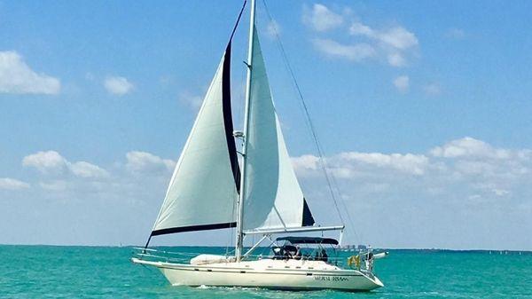 Caliber 47 LRC Sailing!