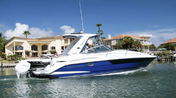 Monterey 345 Sport Yacht