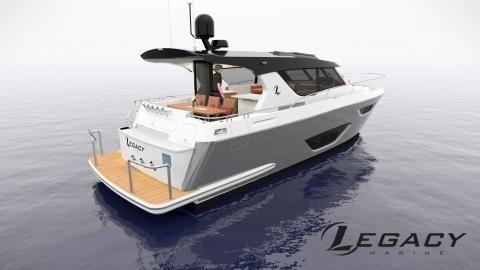 Custom Legacy Marine New Zealand 45 Sport Coupe image
