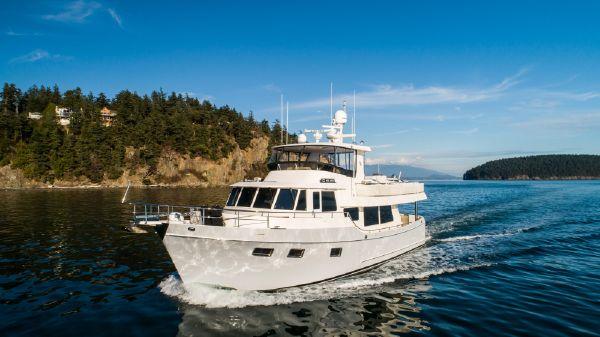 Ocean Alexander 60 LRC - Trawler