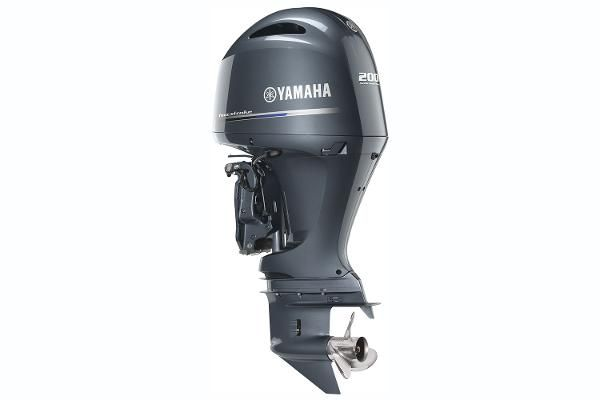 Yamaha Outboards F200 In-Line 4