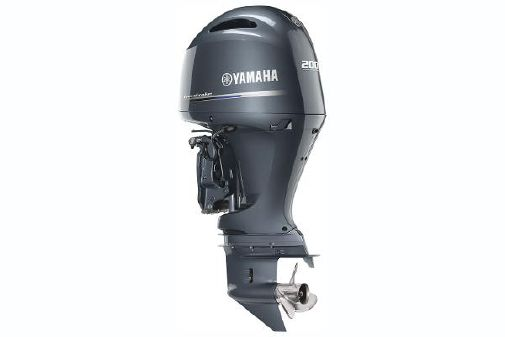 Yamaha Outboards F200 In-Line 4 image
