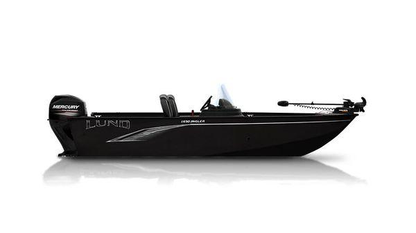 Lund 1650 Angler SS