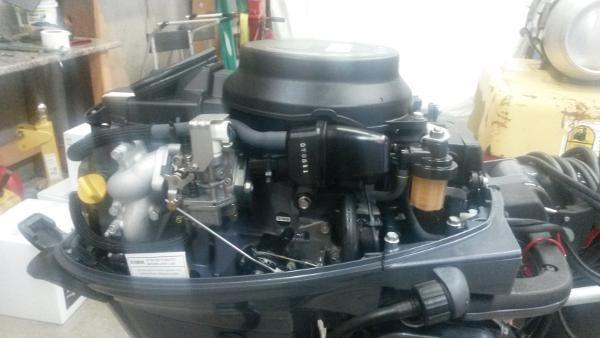 Yamaha 20 ELH