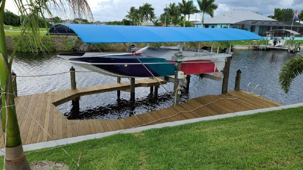 Ultimate Warlock 28 SXT Catamaran