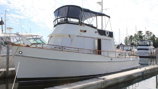 Grand Banks 42 Classic