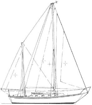 Allied SEAWIND MK II KETCH image