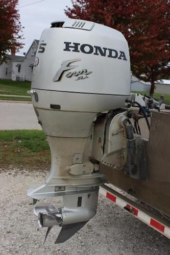 Honda F75ELHPT