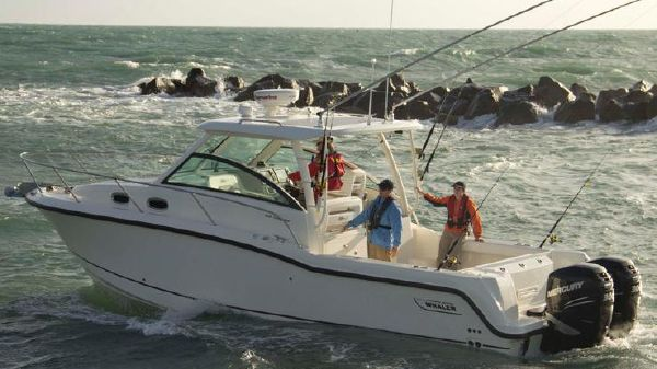 Boston Whaler 315 Conquest Boats For Sale - Chesapeake Boat