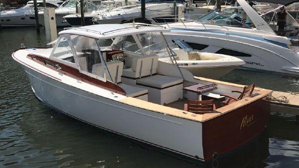 Rybovich Sportfish/Picnic Boat/Cruiser