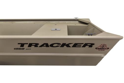 Tracker Grizzly 1860 Jon image