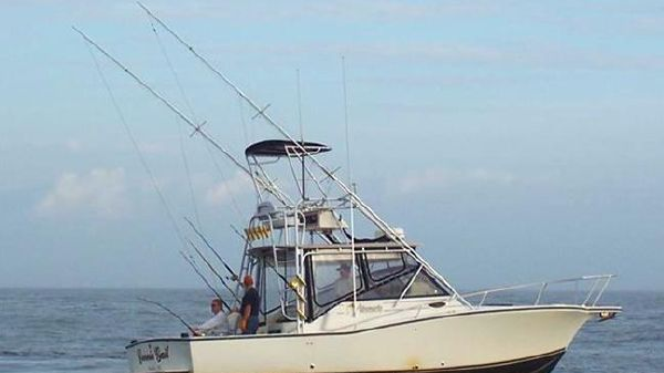 Albemarle 32 Express Fisherman
