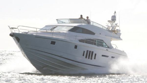 Fairline Squadron 58 Manufacturer Provided Image: Fairline Squadron 58