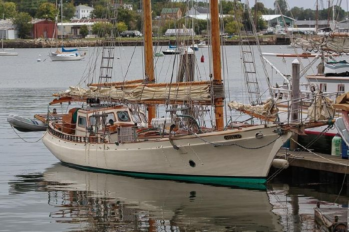 1983 Stadel Schooner Purchase Maine