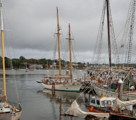 1983 Stadel Schooner Broker Purchase