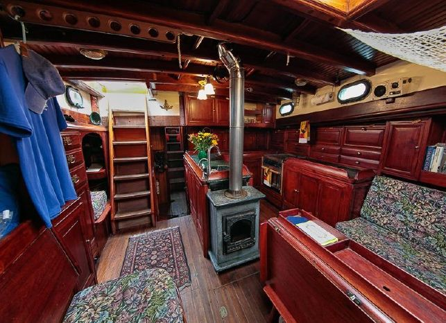 1983 Stadel Schooner Sell Brokerage