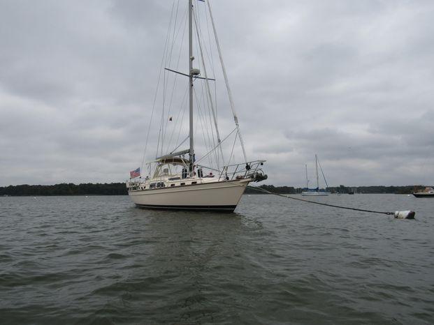 2010 Island Packet 465
