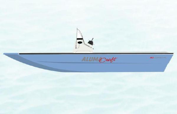 2022 Alumacraft 18 Bay CC