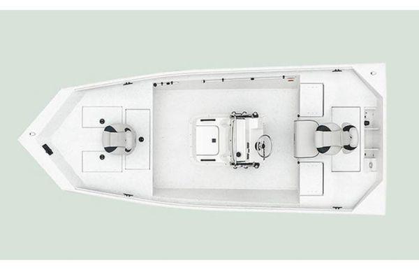 2022 Alumacraft 20 Bay CC