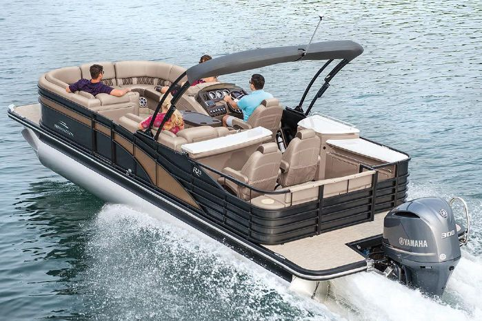2019 Bennington R 25 Bar and Galley - Garden State Yacht Sales