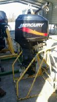 Mercury BF50LPTO