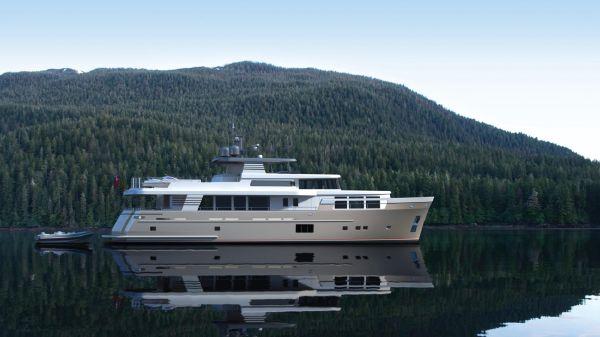 Van der Valk Explorer 28M Van der Valk 28M Continental Trawler