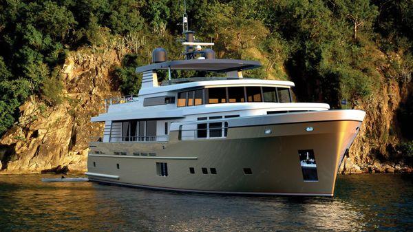 Van der Valk Continental Trawler Van der Valk 28M Continental Trawler