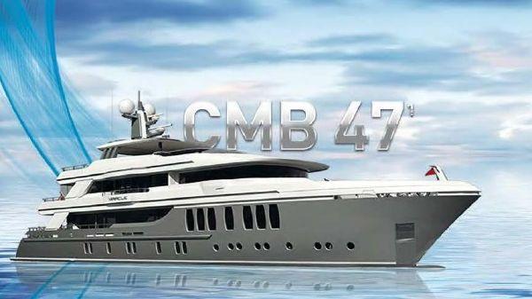 CMB Yachts 47 M