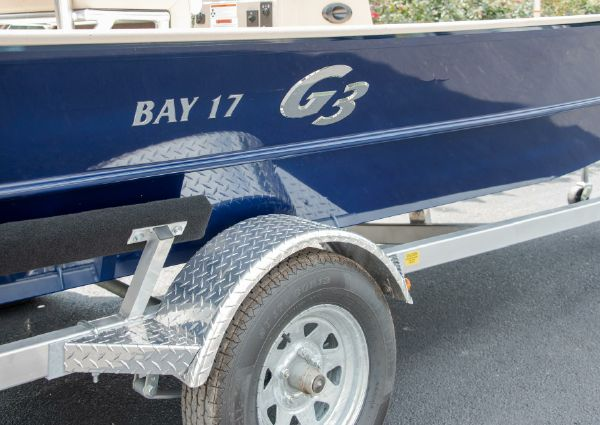 G3 BAY 17 BLUE image