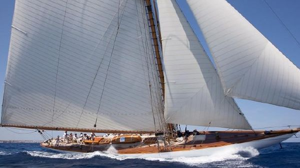 William Fife & Son Classic Sailing Yacht