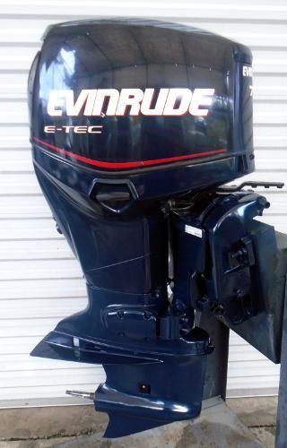 Evinrude  E-TEC 75hp 20