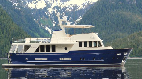 Queenship Sea Spirit 60 Passagemaker