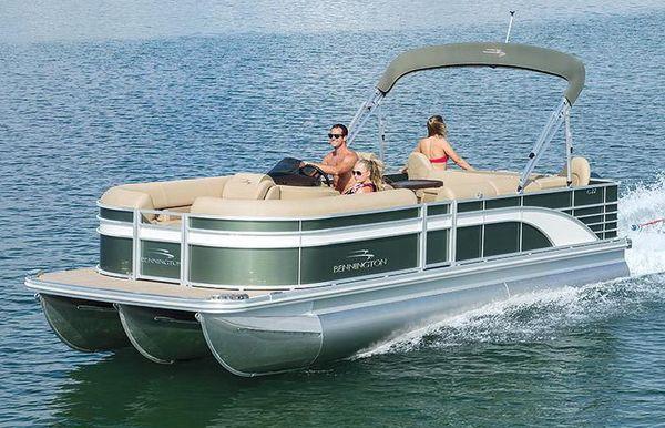 2019 Bennington G 22 Cruise and Fishing