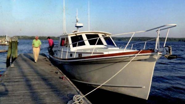 Atlantic Duffy - BHM Downeast Yacht