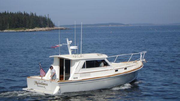 Atlantic Duffy Downeast Yacht