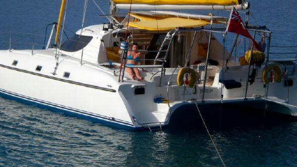 Jaguar Catamarans Jaguar 36 Owners Jaguar 36 Owners (3 cabin) Catamaran