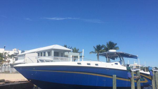 Don Smith Power Boats CDF 45