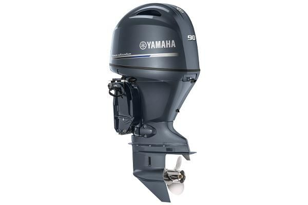 Yamaha Outboards F90