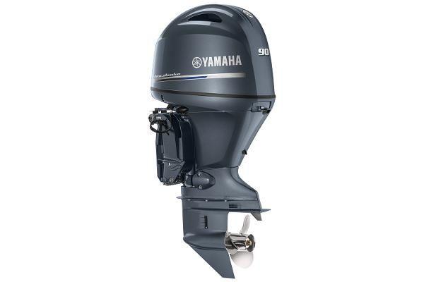 Yamaha Outboards F90