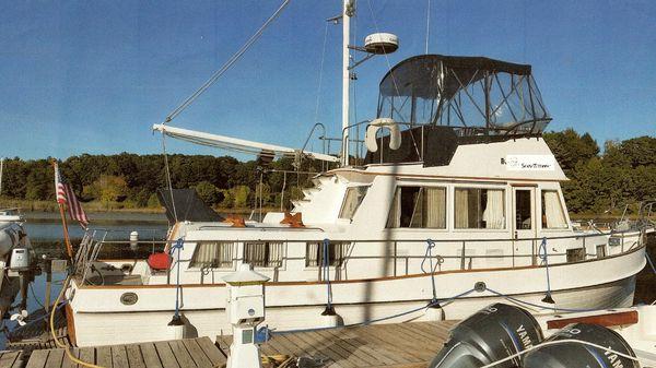 Grand Banks Heritage Classic Trawler