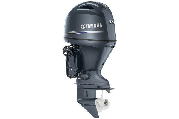 Yamaha Outboards F75