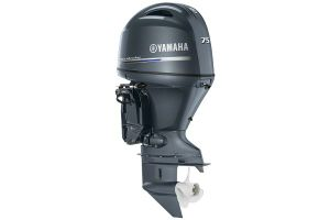 2019 Yamaha Outboards F75