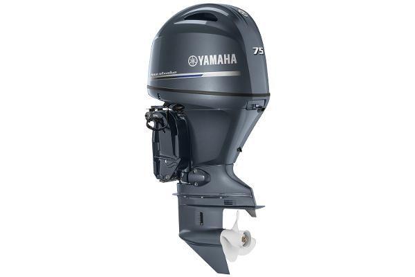 Yamaha Outboards F75 - main image