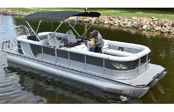 2021 Bentley Pontoons 220 Elite Admiral